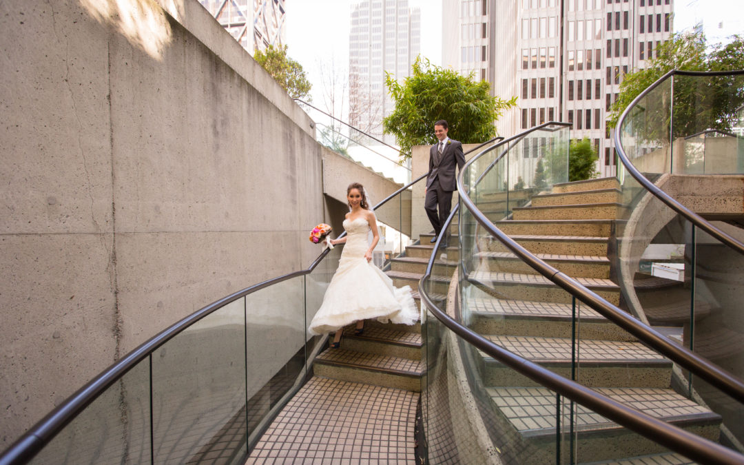 A Little Blue Box Happily Ever After: Emily and Jeff