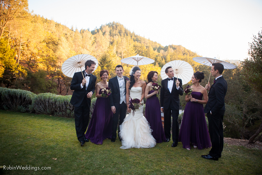 Calistoga Ranch Wedding by Little Blue Box Weddings